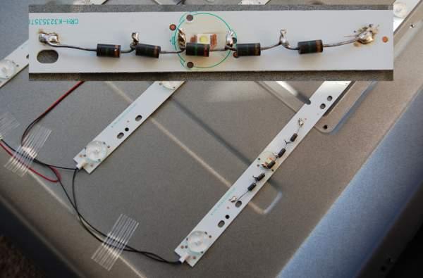 LED замена