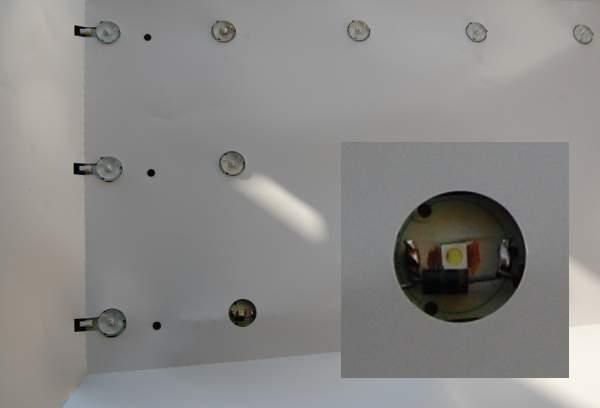 LED изнутри