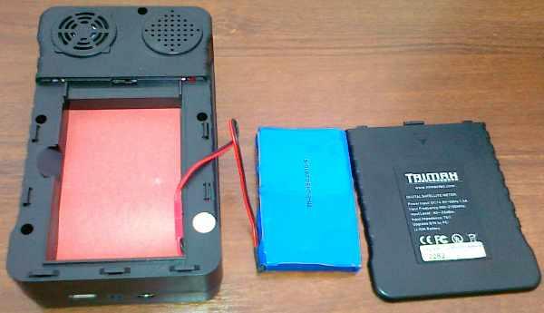 Литиевая батарея Trimax SM-3500