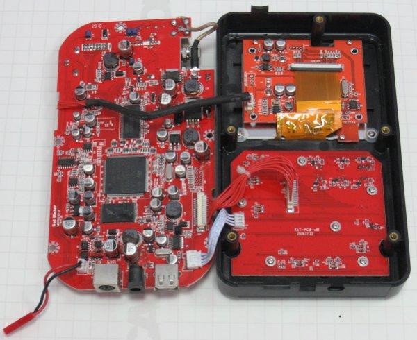 rimax SM-3500 - внутренности наизнанку